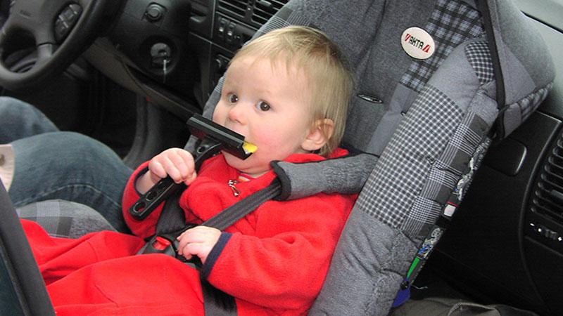 seggiolino per auto davvero sicuro